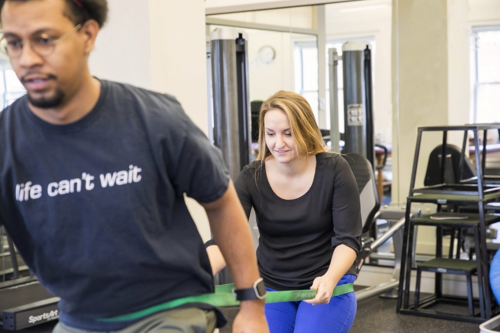 Personal Training by a Physical Therapist in NYC | SPEAR ...