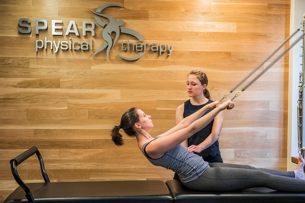Pilates Spear Physical Therapy Nyc