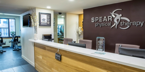 SPEAR Physical Therapy NYC in Midtown NYC on East 56th Street