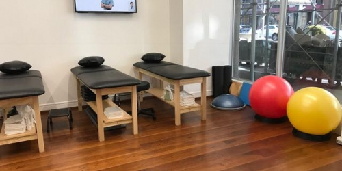 SPEAR Physical Therapy NYC Treatment Room in Tribeca Park Place