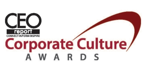 Ceo report Culture awards logo