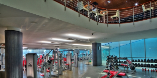 Gym At Spear Physical Therapy Long Island City Queens New York