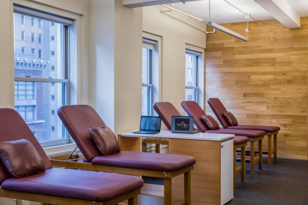 SPEAR Physical Therapy NYC treatment facility on West 57th Street Central Park South