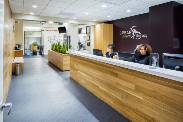 SPEAR Physical Therapy NYC Facility at 30 Broad in the Financial District