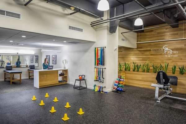 NYC Gym at SPEAR Physical Therapy Financial District | 30 Broad Street