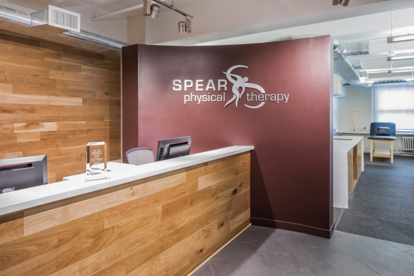 SPEAR Physical Therapy NYC Facility in Penn Plaza on 7th Avenue