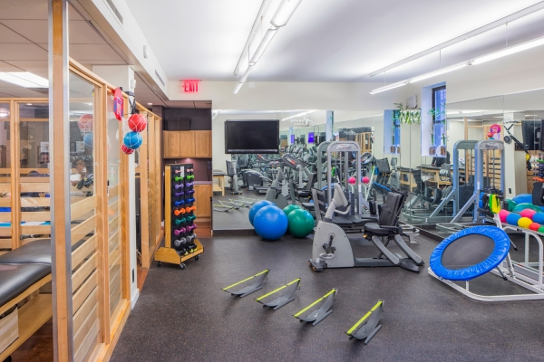 SPEAR Physical Therapy NYC Gym on Manhattan's Upper East Side