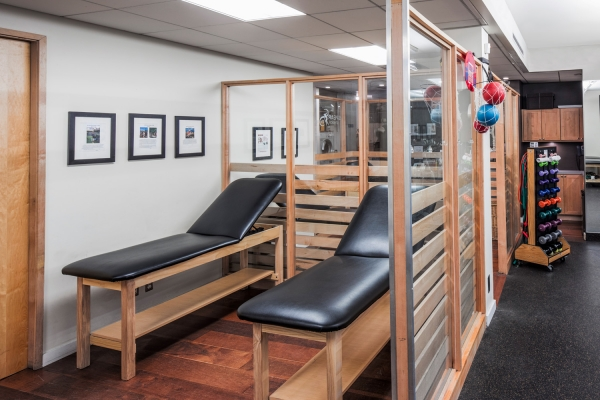 SPEAR Physical Therapy NYC Treatment Room on the Upper East Side of Manhattan