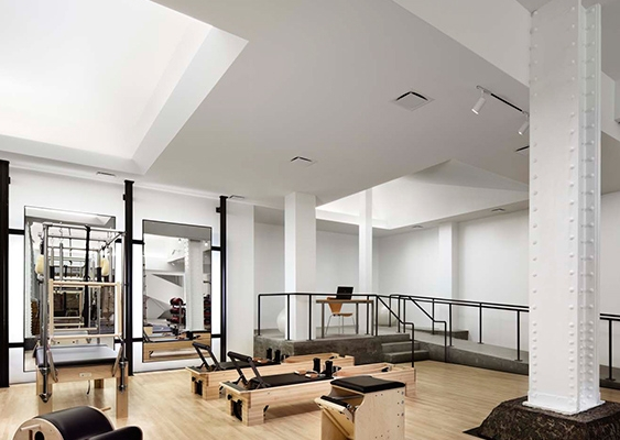 LA PALESTRA & SPEAR Physical Therapy NYC Gym at the Plaza Hotel in Midtown Manhattan