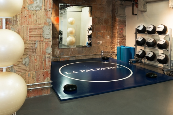 SPEAR Physical Therapy NYC Financial District Gym at 70 Pine Street