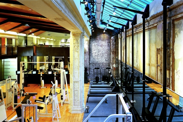 SPEAR Physical Therapy Gym on West 67th Street Upper West Side NYC