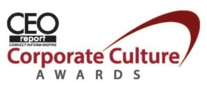 Ceo report logo culture awards