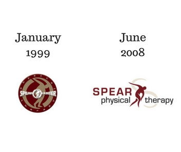 SPEAR Logo Evolution