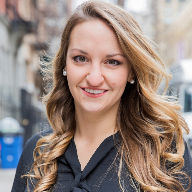 Midtown NYC Physical Therapist Ashley Rozek
