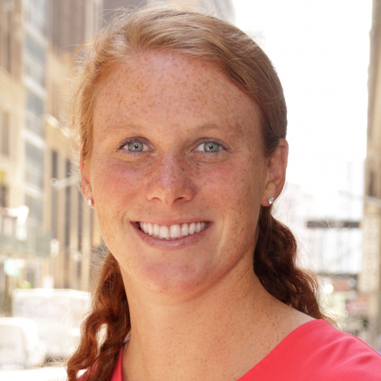 Sarah Lloyd physical therapist in midtown nyc