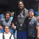 At the Autism Speaks Walk in New York City, SPEAR's team members happily volunteer to assist and raise money for the community