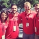 SPEAR's physical therapists compete, and volunteer, in the New York City Triathlon.