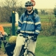 Kyle Stupi, Bicyclist and NYC Physical Therapist in Chelsea New York City