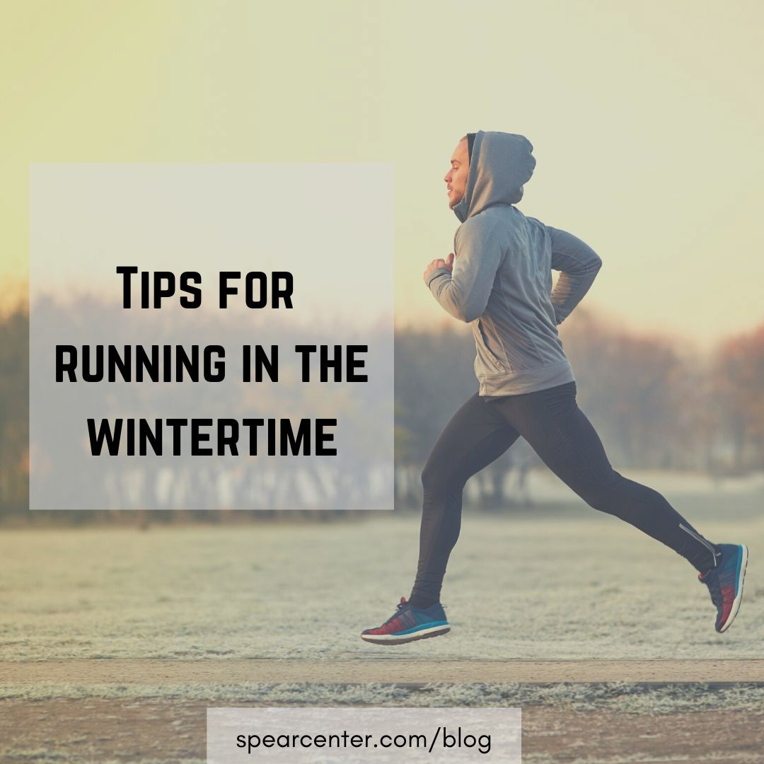 Tips for Running in the Wintertime | SPEAR Physical ...