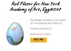 Robert Plater Egg