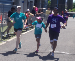 Laura and Girls on the Run