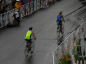 Amelia Biking Ironman Lake Placid 2nd Loop