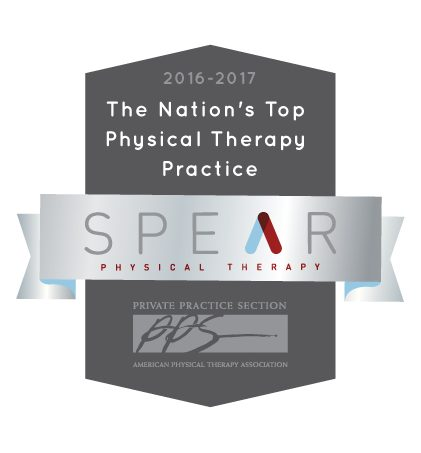 SPEAR is the Best Physical Therapy Practice in the Country