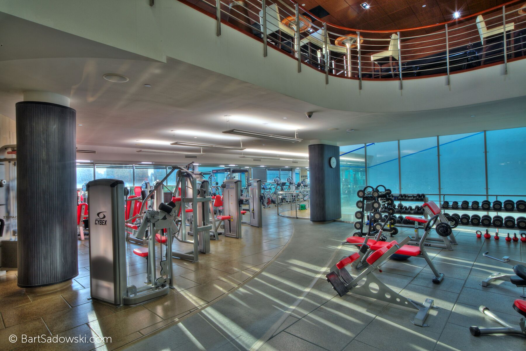 SPEAR Long Island City clinic gym